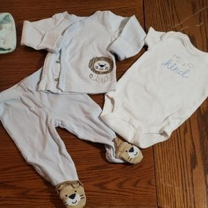 Carter's 3m matching outfit